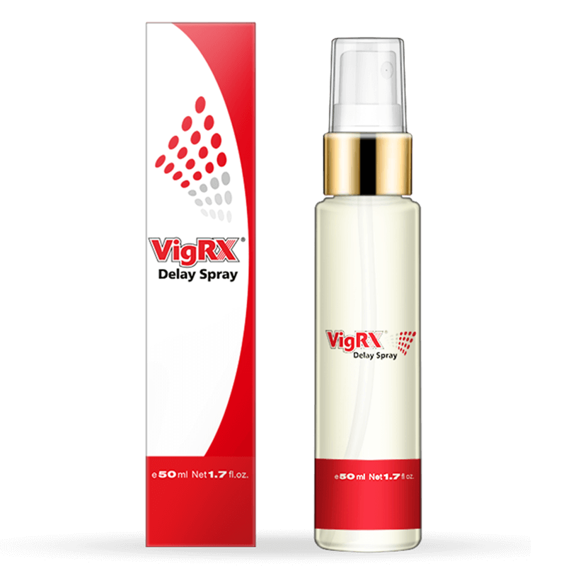VigRX™ Delay Spray