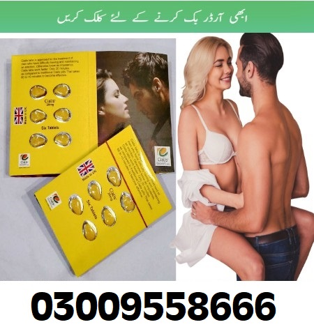 Buy Cialis Tablets in Pakistan